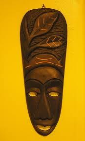 free photo mask haitian wood carving free image on pixabay