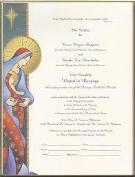 catholic marriage certificate keepsake catholic marriage 8 5 x 11 inch certificate and