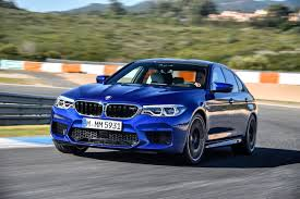 first bmw m5 2018 bmw m5 first drive review