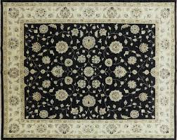 8x10 Wool Area Rugs Black Persian Sultanabad 8 X 10 Handmade Wool Area Rug H5974