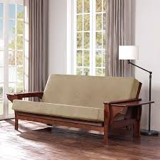 all wood futon with mattress roselawnlutheran