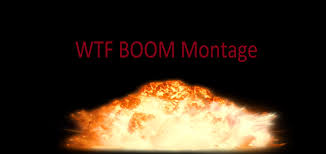 Wtf Boom Meme - wtf boom montage youtube