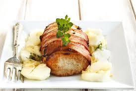 barde cuisine porchetta porc bardé à l italienne