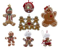 gingerbread ornaments diy bake your own clay gingerbread ornaments