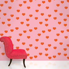 8 ways to put the writing on the wall paper best friends for red wall hearts