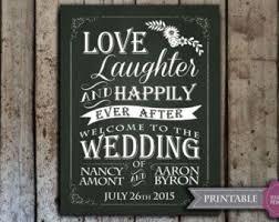 Chalkboard Wedding Program Best 25 Wedding Program Sign Ideas On Pinterest Wedding Program