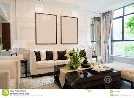 luxury living room stock photography image 35732622