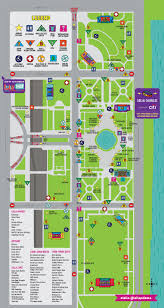 Chicago Area Code Map by Information U2013 Lollapalooza