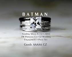 superman wedding rings 17 best ideas about batman wedding rings on batman