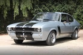 Ford Capri 1971 Ford Capri 2 8i Love Love Love Used To Sit Rocking At The