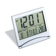 bureau num駻ique drop shippingã mini calendrier alarme horloge de bureau numérique