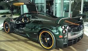 pagani huayra 2018 new pagani huayra bc delivered and we u0027re green with envy