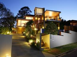 unique outdoor lighting ideas home my home style outside house