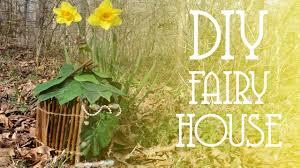 Fairy House Plans by Diy Fairy House Youtube