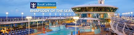 royal caribbean s rhapsody of the seas cruise ship 2017 and 2018 royal caribbean rhapsody of the seas