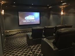 projector home theater project completion dedicated home theater room avi home
