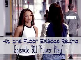 Hit The Floor Derek Proposes To Ahsha - episode rewind hit the floor episode 301 u0027power play u0027 inher glam