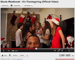 the new black westbrook it s thanksgiving