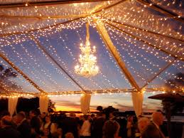 surprising outdoor tent wedding reception with tent decorating