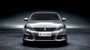 peugeot 308 2016 2016 peugeot 308 sedan says hello from china