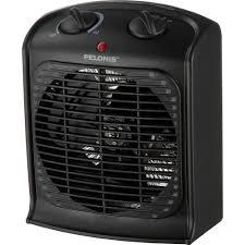 heater and fan in one pelonis portable fan heater walmart com