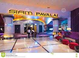 siam pavalai cinema in bangkok editorial stock image image 71436189