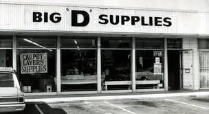 about us big d floor covering supplies