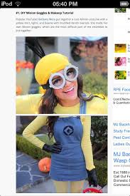 Halloween Minion Halloween Costume Awesome 14 Minion Stuff Images Minion Stuff 2nd