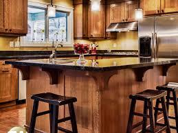 kitchen 27 wooden kitchen island with black wooden barstool