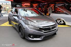 honda civic 2016 sedan sema 2016 honda civics part 1 of 2 meguiar u0027s seibon carbon
