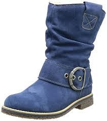womens desert boots size 9 tamaris womens tamaris active desert boots blue blau denim 802