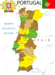 Portugal Spain Map by 614 Spain Map Vector Cliparts Stock Vector And Royalty Free Spain