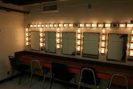 dressing room mirror and lights u2013 affordable ambience decor