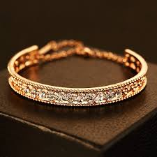 rose gold womens bracelet images 54 womens gold bracelets gold bracelets for women south india jpg