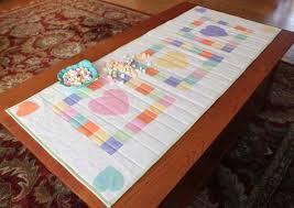 valentine s day table runner harding hill designs sweetheart valentines day table runner