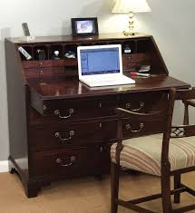 contemporary bureau desk modern day office in an c18 century bureau thakeham furniture