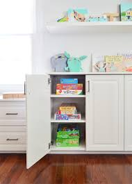 Ikea Built In Cabinets by Adding Built Ins U0026 White Floating Shelves Around A Window Niche