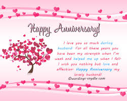 wedding wishes husband to wedding anniversary messages to my husband tbrb info