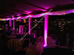 cheap wedding rentals led uplighting rental san diego wall lights rental san diego