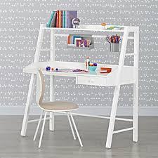 Desks With Bookcase Kids Desks U0026 Study Tables The Land Of Nod