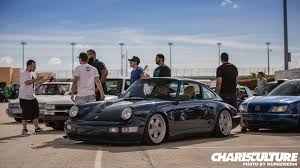 rotiform porsche 964 the charis culture run the race
