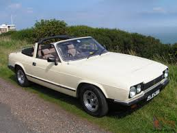 reliant scimitar gtc convertable factory prototype no 001 452