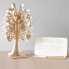 wedding wishes tree wish tree for wedding reception
