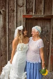 92 year old u0027young and beautiful u0027 grandma turns bridesmaid for her