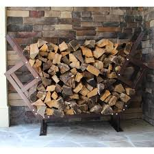 furniture fireking modern firewood rack with cover fireplace