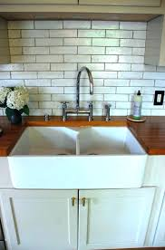Ikea Sink Kitchen Ikea Farmhouse Sink Single Bowl Sinks Amazing Top Mount Farmhouse