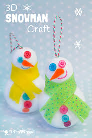 snowman craft snowman crafts snowman and tree