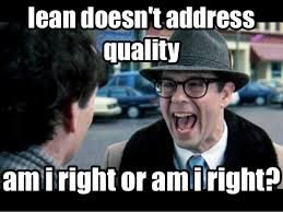 Ned Meme - ned ryerson lean six sigma expert lean memes