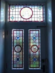 Antique Stained Glass Door by Holme Valley Stained Glass Photo Gallery Photographs And Images