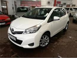 toyota yaris south africa price 2012 toyota yaris 1 3 xs 5 door only 66000km in immaculate